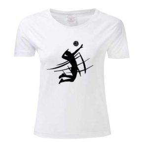 "Koszulka siatkarska ""Atak"" – damska Stedman"