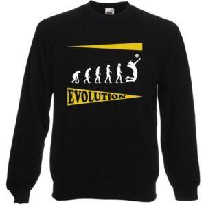 """Bluza siatkarska """"Ewolucja siatkówki"""" – uniwersalna"""