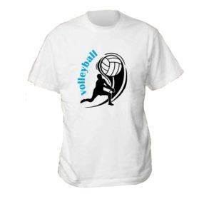 "Koszulka siatkarska ""Siatkarz"" – męska Stedman"