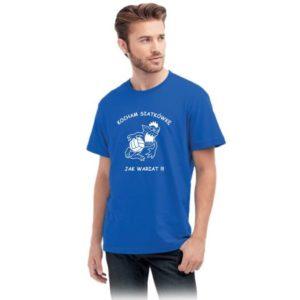 "Koszulka siatkarska ""Kocham siatkówkę jak wariat"" – męska Stedman"