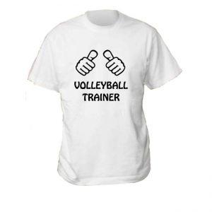 "Koszulka siatkarska ""Volleyball trainer"" – męska Stedman"