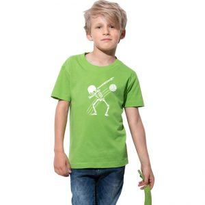 "Koszulka siatkarska ""Dabbing volleyball"" – dziecięca Stedman"
